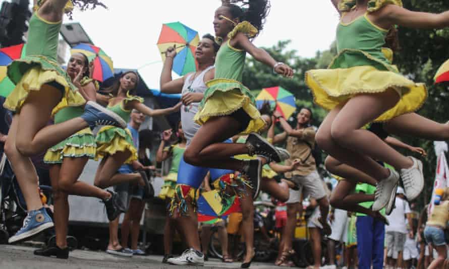 Zika virus Brazil Carnival