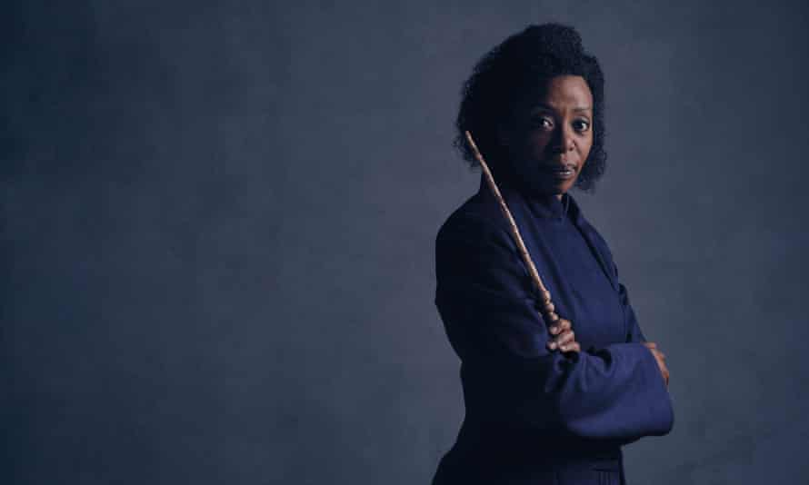 Noma Dumezweni as Hermione Granger. 'Like most women of my age, I was brought up not to be angry.'