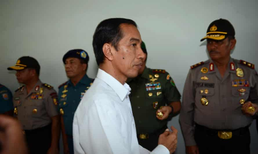 Joko Widodo: 'My duty as president of Indonesia is to carry out the law and I'm sure other countries will understand this.'