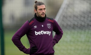Andy Carroll did not hide his feelings after not being part of David Moyes's triple substitution during West Ham's 4-1 defeat to Manchester City on Sunday