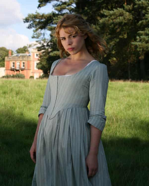 Billie Piper as Fanny Price in the 2006 ITV production of Mansfield Park.