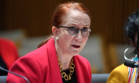 Australian Human Rights Commission president Rosalind Croucher