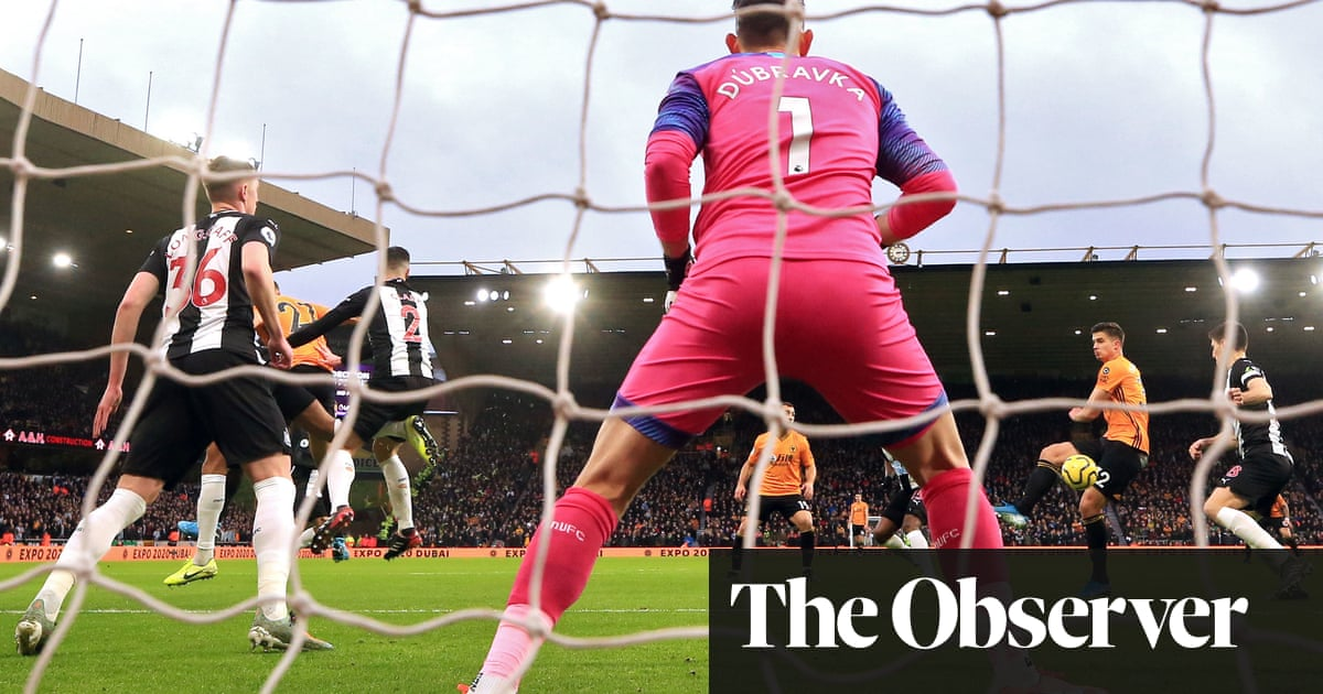 Dendoncker levels early but Wolves have to share spoils with Newcastle