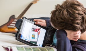 Nearly three-quarters of internet users aged 16 and above said they had a social media profile, compared with 22% in 2007.