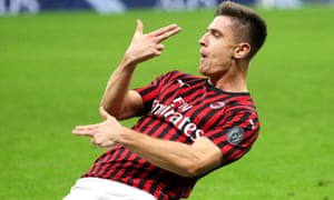 Milan's Krzysztof Piatek is available for £30m though Spurs are keener on a loan deal