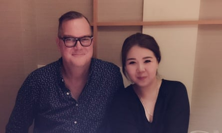 Jeff Sikkema and Jiang Ling