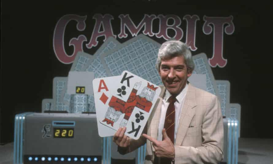 Tom O'Connor on Gambit, 1984.
