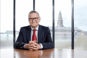 Lars Roghe, head of the Danish National Bank
