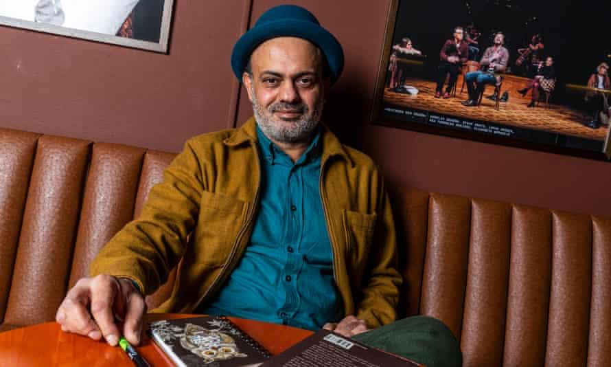 Flashes of brilliance: Hassan Blasim.