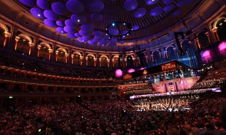 Venues such as the Royal Albert Hall, London, have been badly hit by the pandemic.