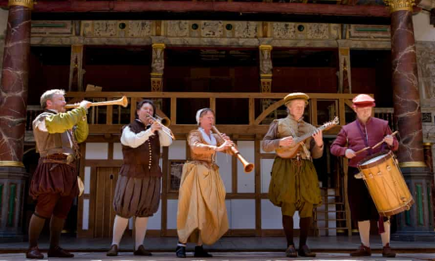 Change of tune … Shakespeare's music became more subtle in his late plays.
