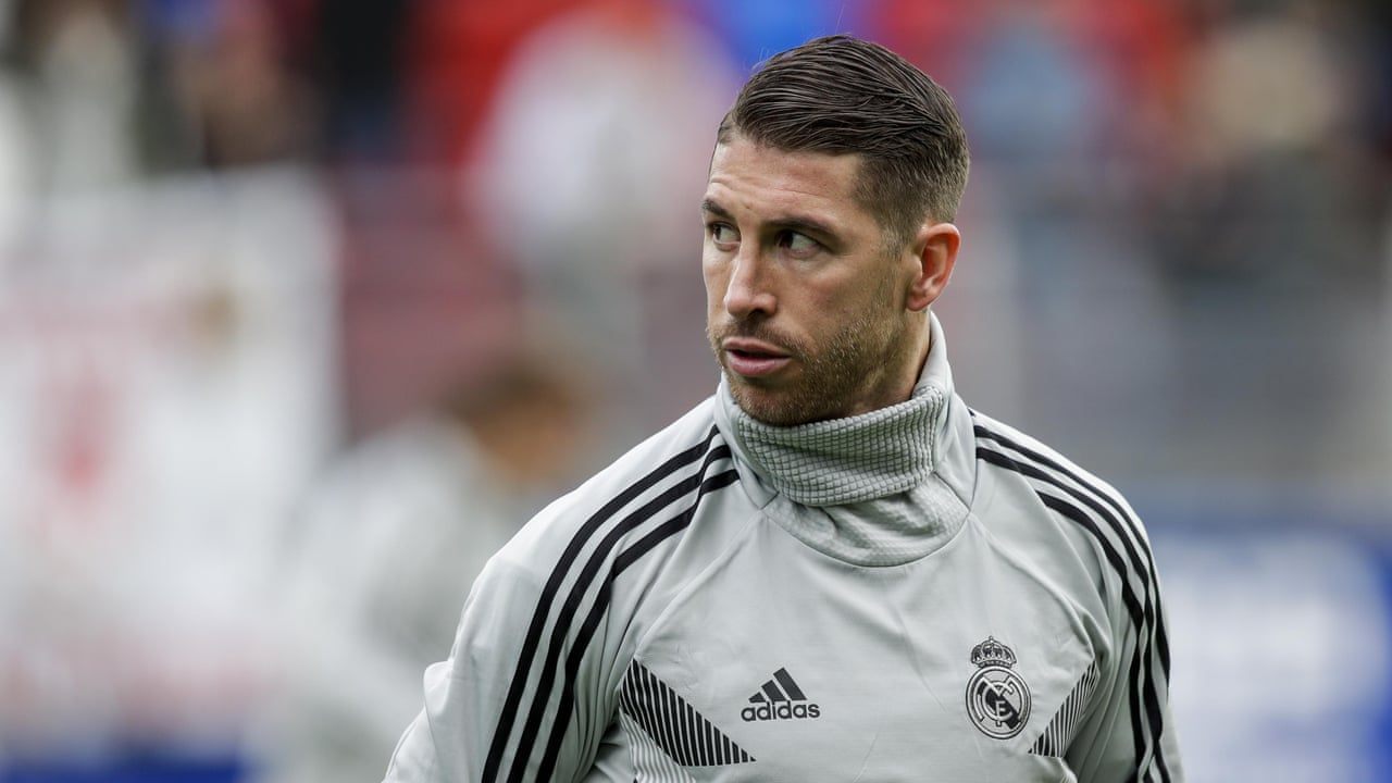 02675c4de Sergio Ramos denies doping allegations as attempt to  stain my image  –  video