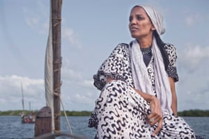 Umra Omar, the 33-year-old founder of Safari Doctors
