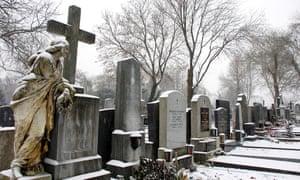 Zentralfriedhof.