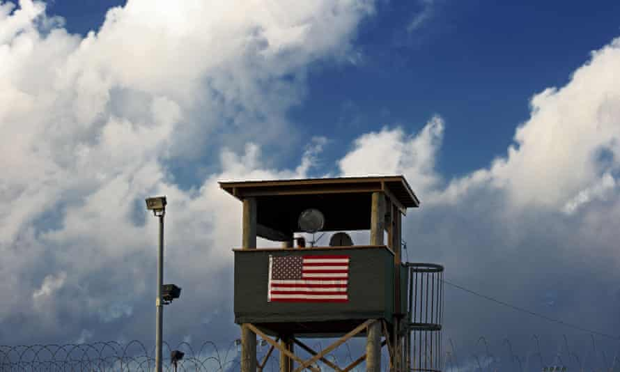 Abu Zubaydah was transferred to Guantánamo Bay in September 2006 but was never charged with a crime.