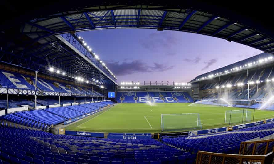Merseyside police have indicated that they do have the capacity to help to stage it at Goodison Park.