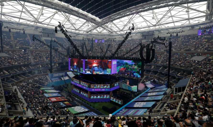 The final of the Solo competition at the 2019 Fortnite World Cup took place at Flushing Meadows Arthur Ashe stadium in Queens, New York.