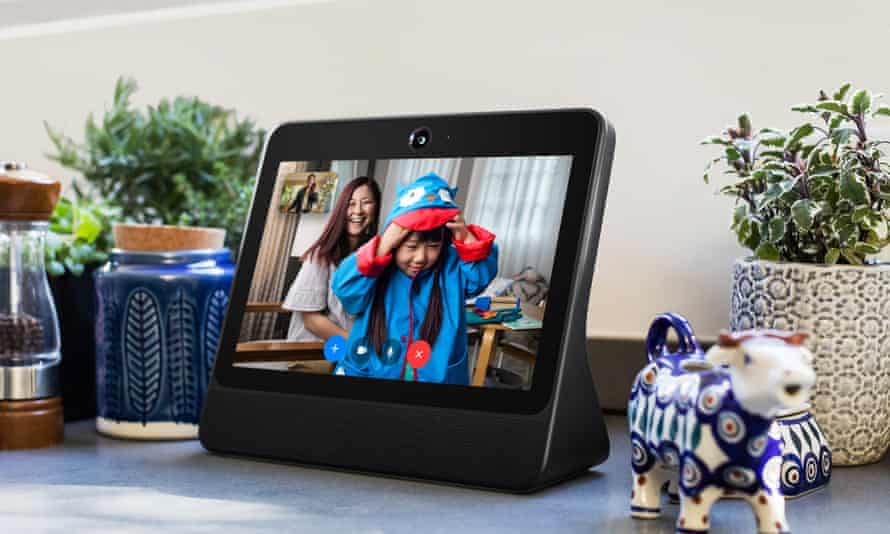 Facebook's Portal … you're being watched.