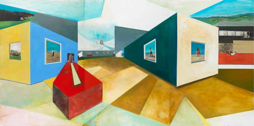 Hopper Origami, 2014.