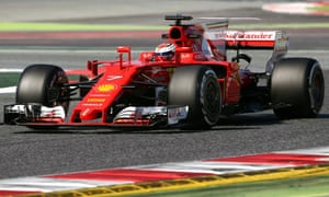 Ferrari has traded its Formula One stake for an interest in John Malone's Liberty Media.