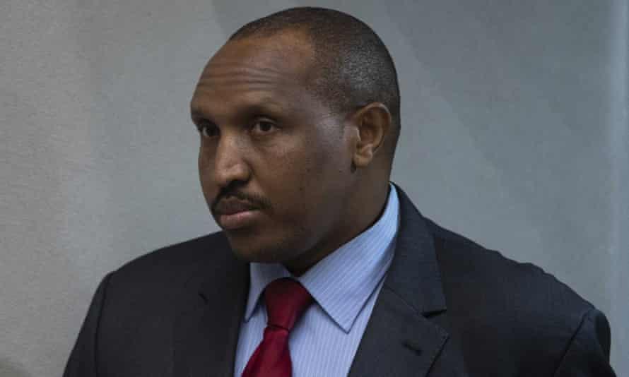 Former DRC militia leader Bosco Ntaganda