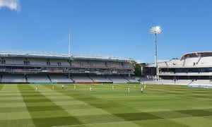 Lord's as Middlesex play Gloucestershire.