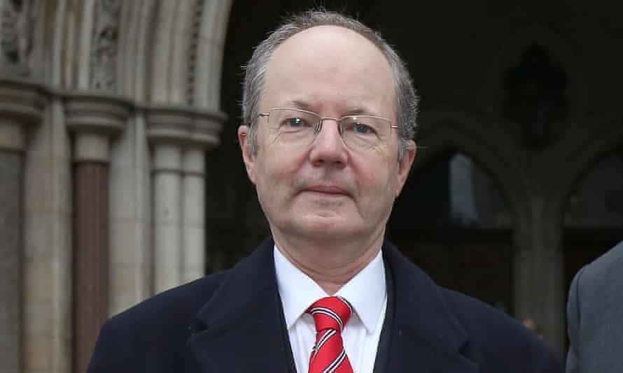 James Thornton, the CEO ofClientEarth.