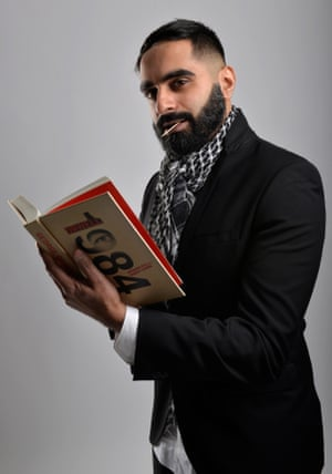 'People will assume you're rubbish' … Tez Ilyas.