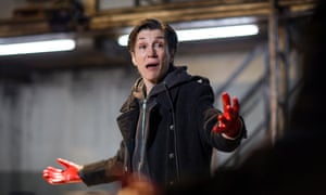 Harriet Walter as Henry IV