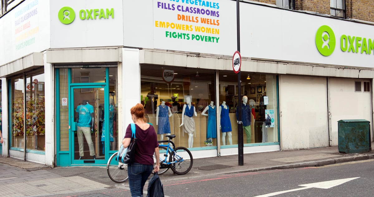 primark and oxfam Primark is known for selling clothes at the budget end of the market and third-sector retailers such as oxfam achieved an annual turnover in excess of £12 million.