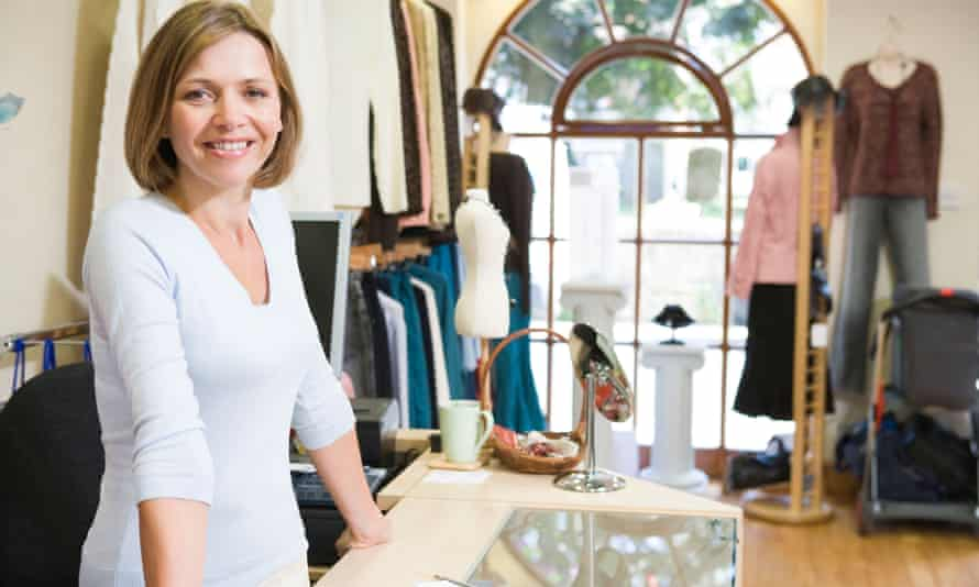 The switch to e-commerce means entry level shop floor jobs for teenage girls and part-time shop work for older women are evaporating.