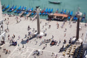 Piazzetta San Marco, Venice, Italy