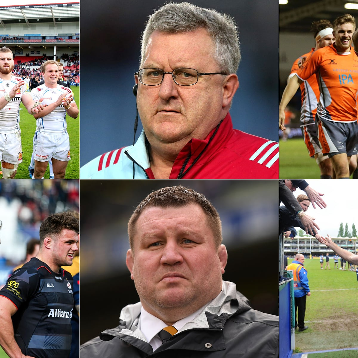 Premiership 2016 17 Team By Team Review Of The Rugby Union Season Premiership 2016 17 The Guardian