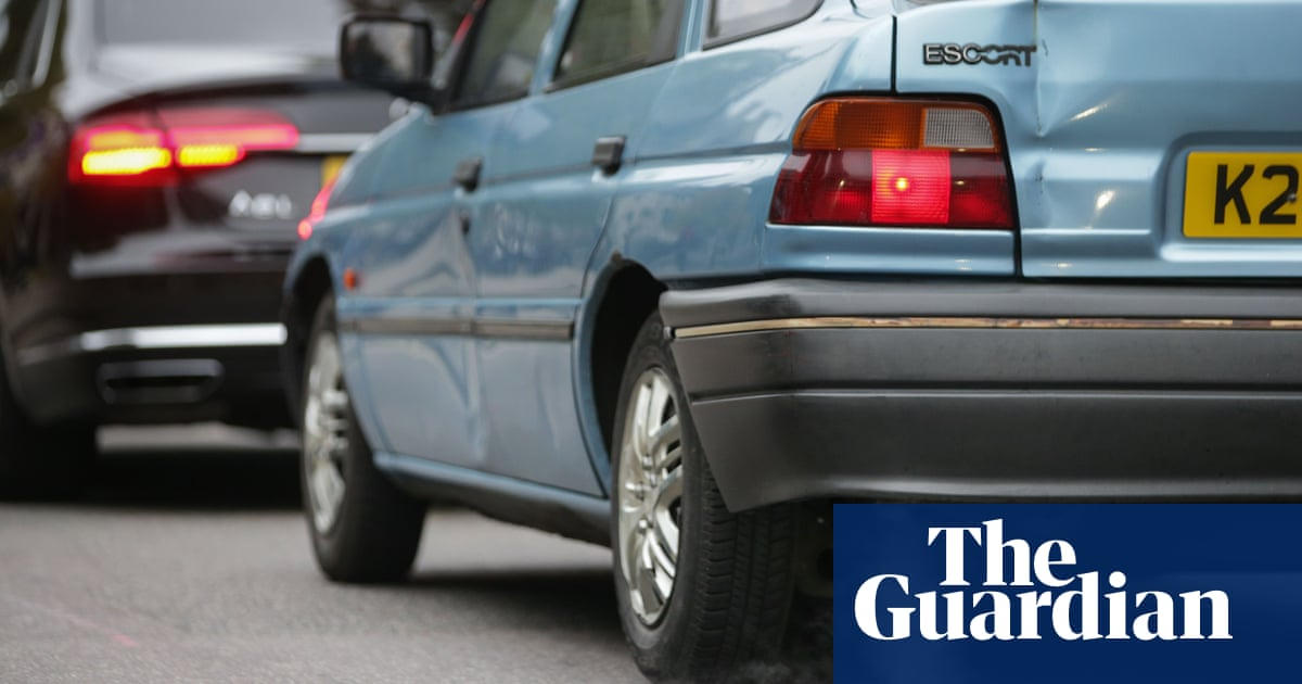 Legacy of toxic leaded petrol lingers in air in London, study finds