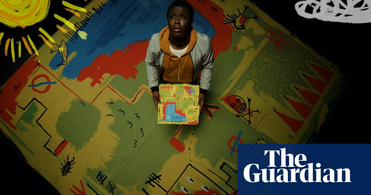 Watch Marvin's Binoculars, a theatre show about the great outdoors – video