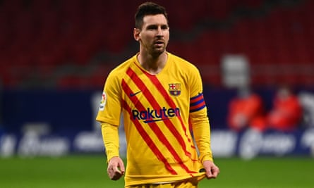 Lionel Messi rested for Barça trip to Kyiv as Koeman bemoans 'crazy'  schedule | Barcelona | The Guardian
