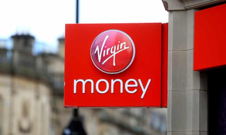 Virgin Money branch in Sheffield