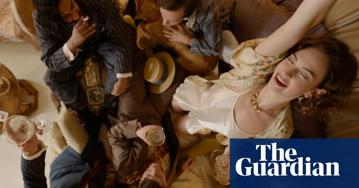 'It feels radical about women': Nancy Mitford hits BBC One's Sunday night slot