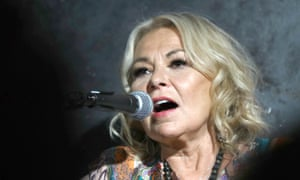 Roseanne Barr: file her apology alongside all her other ones.