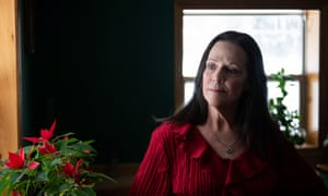 Terri Burl: 'When he said, fight for me, he didn't mean using violence.'