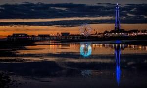 Blackpool is keeping its lights on until January.