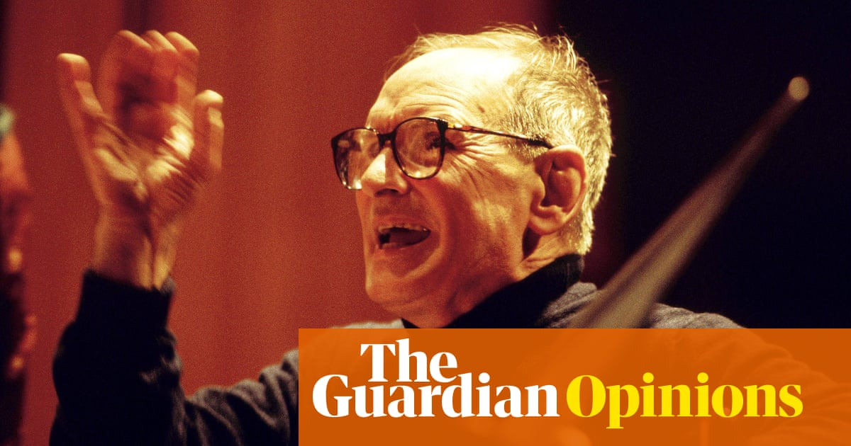 Ennio Morricone: a composer with a thrilling ability to hit the emotional jugular   Peter Bradshaw
