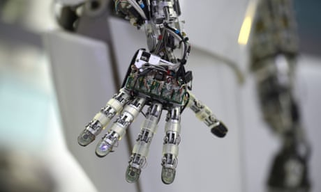 Robots will not lead to fewer jobs – but the hollowing out of the middle class