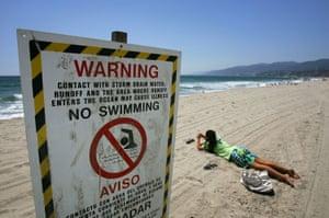 Los Angeles beaches plagued with toxic stormwater, report