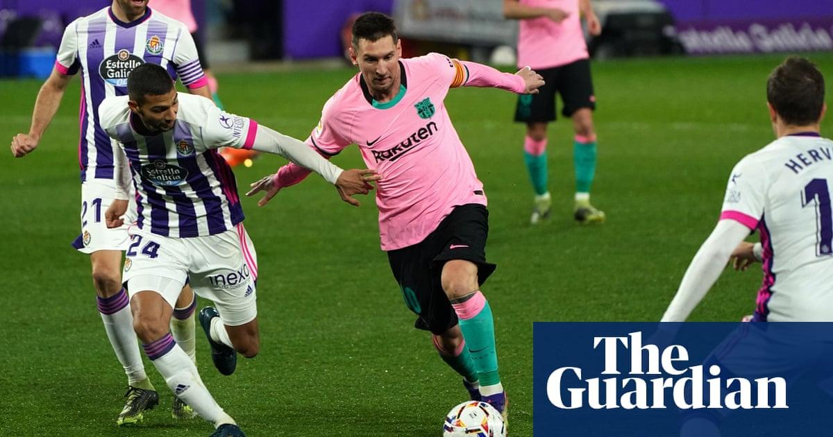 European roundup: Lionel Messi breaks Pelés record for goals at a single club