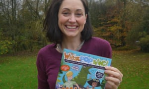 Whizz Pop Bang magazine and owner