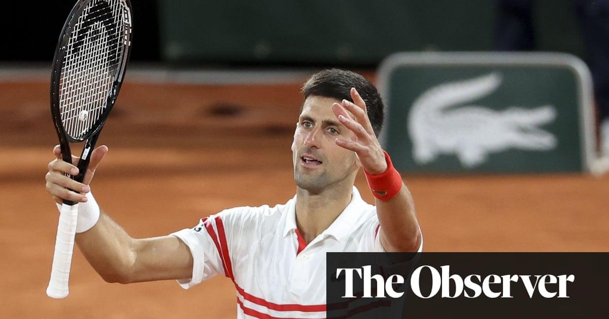 Novak Djokovic makes his case to be the greatest but Tsitsipas lurks