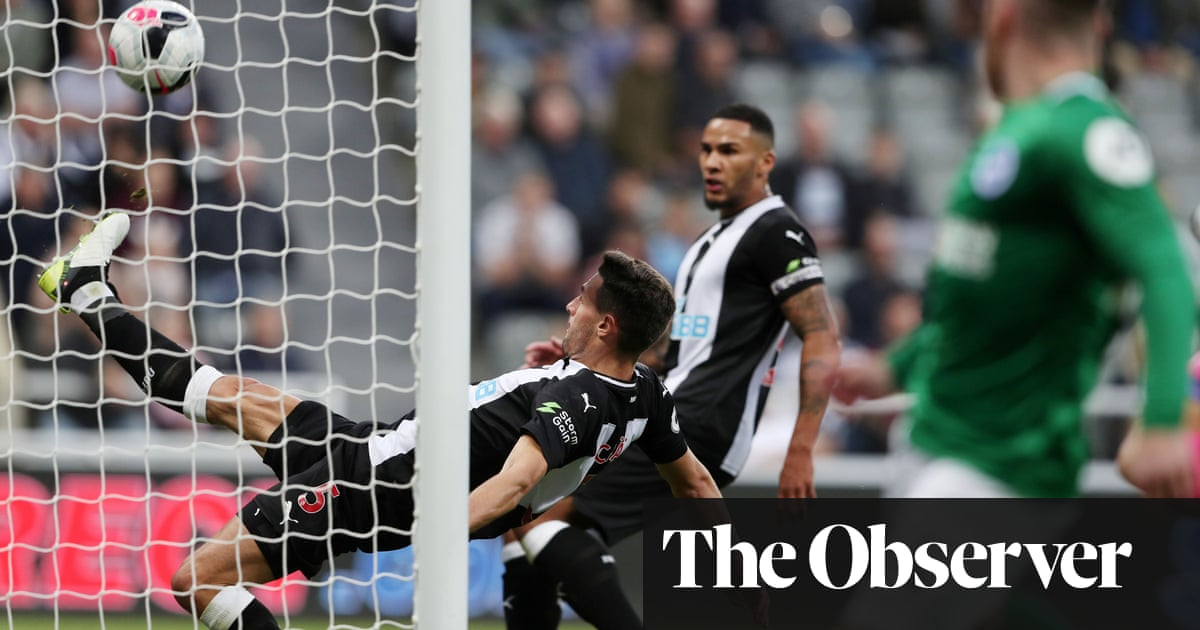 Fabian Schär rescues poor Newcastle in drab stalemate with Brighton
