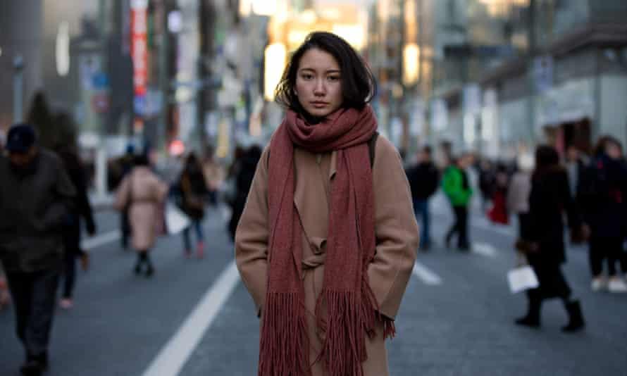 Shiori Ito in Tokyo