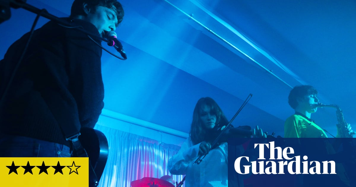Black Country, New Road review – truly a sound less travelled